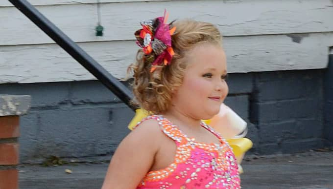 June är främst känd som mamma till tv-profilen Honey Boo Boo. Foto: Jason Winslow / Splash News