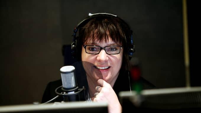 P4-programledaren Lotta Bromé har valt att lämna sin tjänst på Sveriges radio. Foto: OLLE SPORRONG