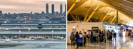 Risk för strejk på Spaniens största flygplats i jul