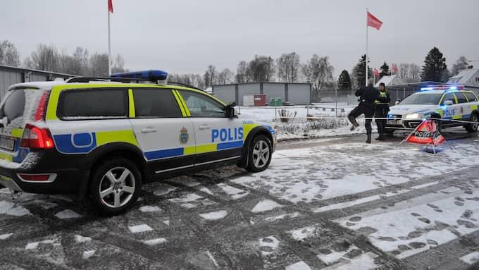 Nu har två personer frihetsberövats misstänkta för inblandning i mordet Foto: DAVID HÅRSETH