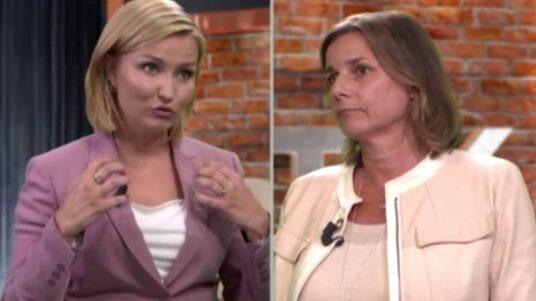 """Isabella Lövin: """"Jag vet inte om du lyssnar på mig"""""""