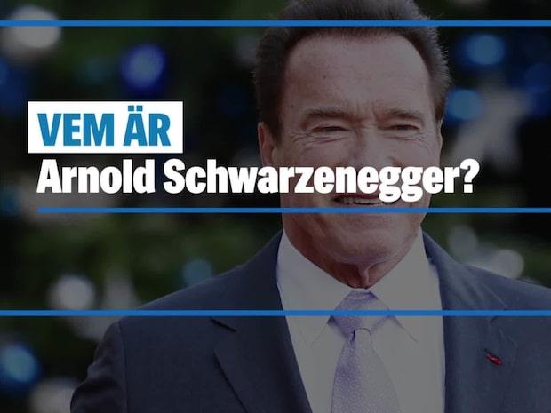 Vem är Arnold Schwarzenegger?