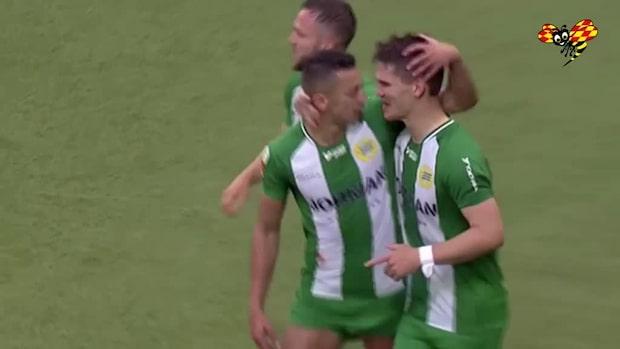 TV: Kjartansson avgör       matchen –på övertid