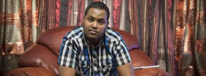 Mohamed Yusufs bror Hassan Yusuf. Foto: Roger Vikström