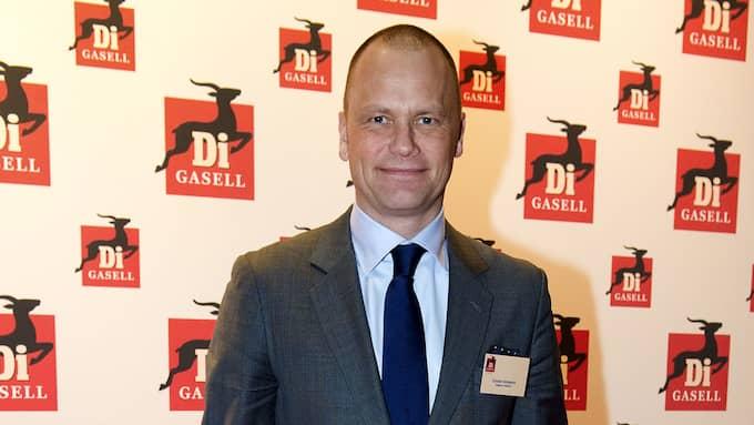 Casten Almqvist, vd för TV4 och Bonnier Broadcasting. Foto: TOMMY PEDERSEN