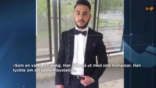 """Dödade Princes syster: """"Han var fortfarande ett barn"""""""
