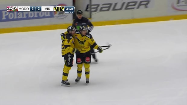 Höjdpunkter: Modo-Västerås
