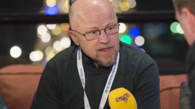 Vänsterpartiets Stig Henriksson säger att diktaturen uppfyller de flesta punkter där man bör vara restriktiv eller säga nej. Foto: Sven Lindwall