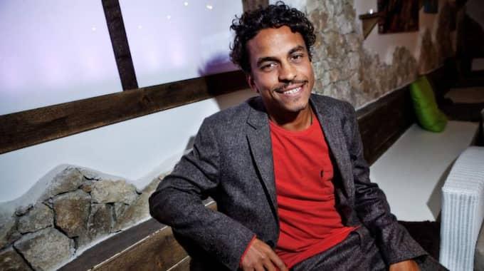 """Jason """"Timbuktu"""" Diakité öppnar för en övergång till politiken. Foto: Emil Nordin"""
