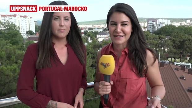 """Uppsnack: """"Någon som kan stoppa Ronaldo i matchen är Medhi Benatia"""""""