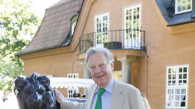 Gustaf Douglas, köpare. Foto: Farnum Shakeira / JOHAN JEPPSSON EXPRESSEN