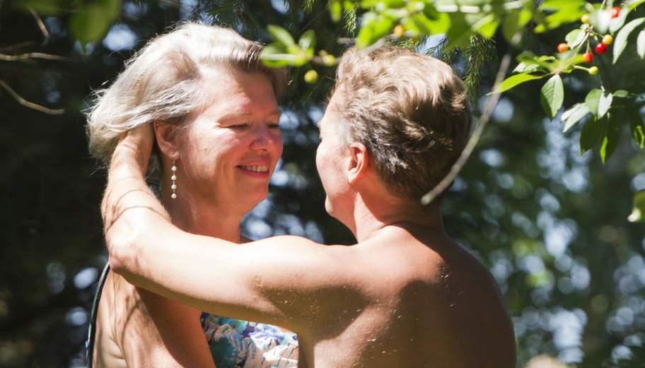 Svenska par har sex