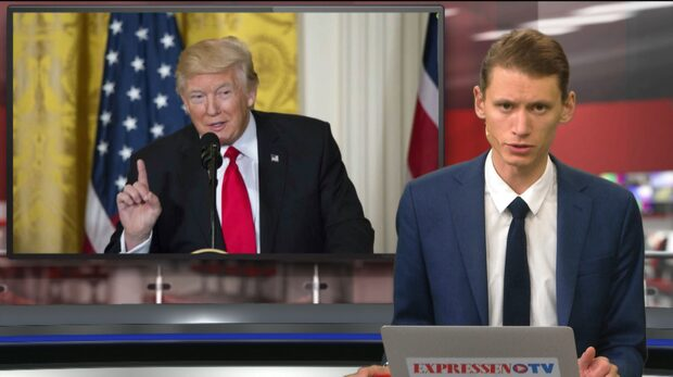 Federal domare stoppar Trumps order