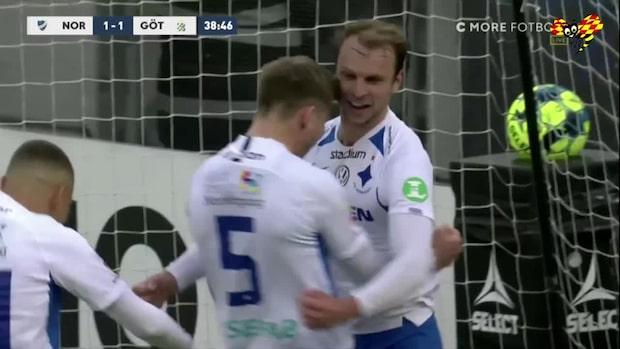 Gerson kvitterar för Norrköping