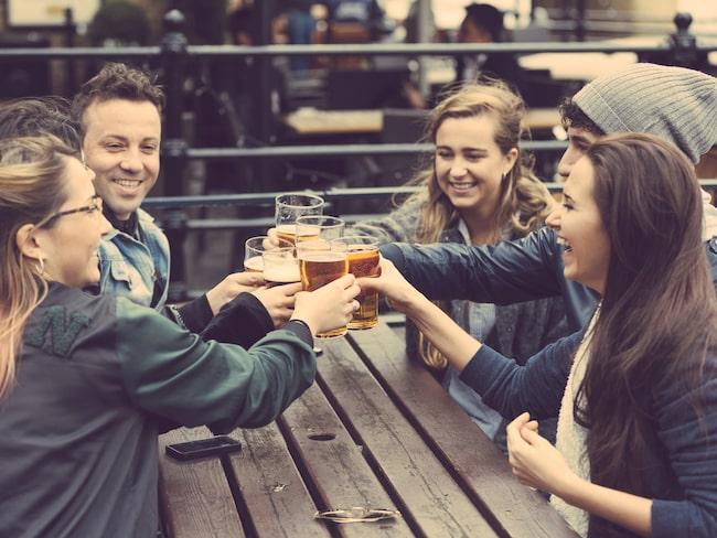 Britternas pubbkultur stjälper dem i hälsostatistiken.