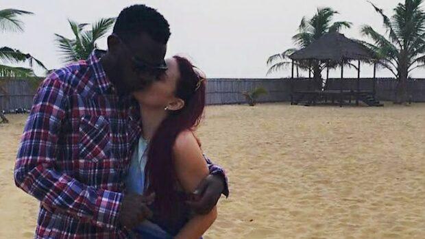Svenska Carolina, 26, bytte  liv – för kärleken i Nigeria