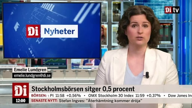 Di Marknadsnytt 12.00: Försiktigt på börsen, ABB stiger efter återköpsprogram