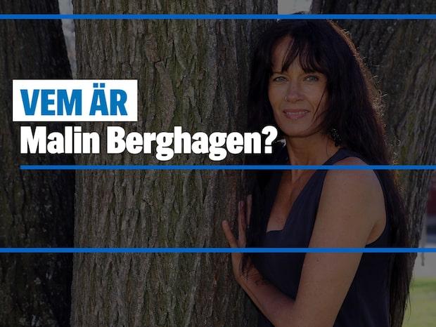 Vem är Malin Berghagen?