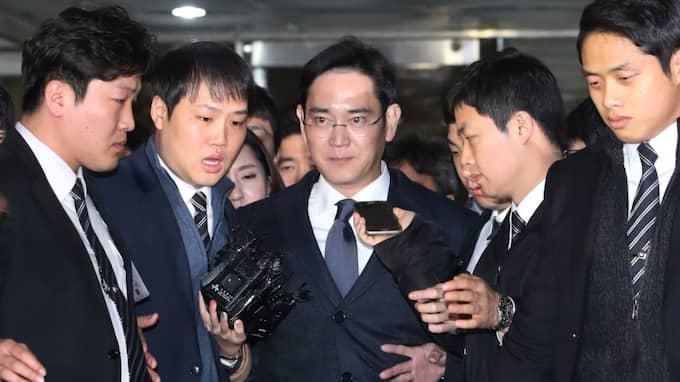 Foto: Choi Jae-Koo / AP TT NYHETSBYRÅN