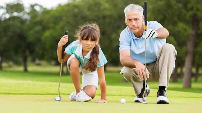 Förutom starkare muskler, hjärta, balans och mental hälsa visar en svensk studie att golfare lever längre.