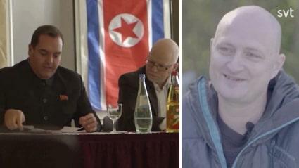 Han ljög för sin fru i 10 år – infiltrerade Nordkorea
