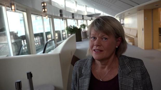 """Ulla Andersson om partiledarposten: """"Återkommer till det"""""""