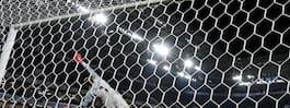 Robin Olsen räddade en poäng åt Sverige
