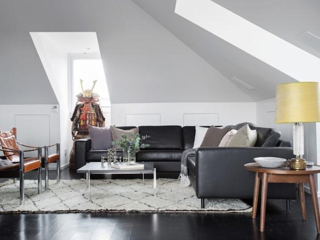 """Nu säljer Tim """"Avicii"""" Bergling sin fina lägenhet på Östermalm i Stockholm."""