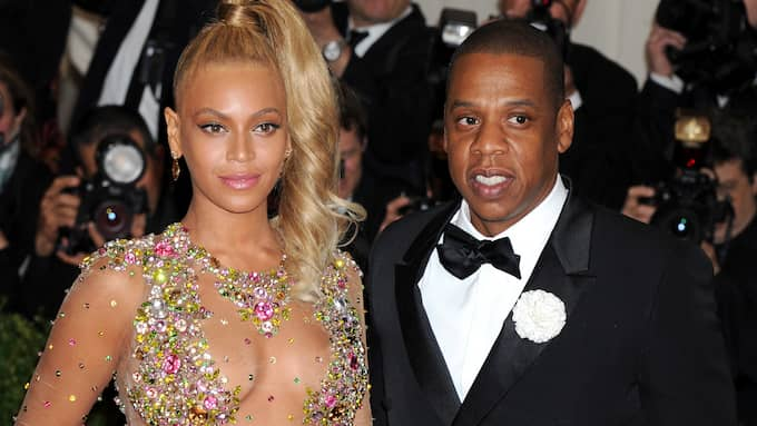 I februari berättade Beyoncé att hon är gravid med tvillingar tillsammans med Jay Z. Nu har paret blivit föräldrar på nytt. Foto: GILBERT FLORES/BROADIMAGE / ©BULLS 000FPLIV
