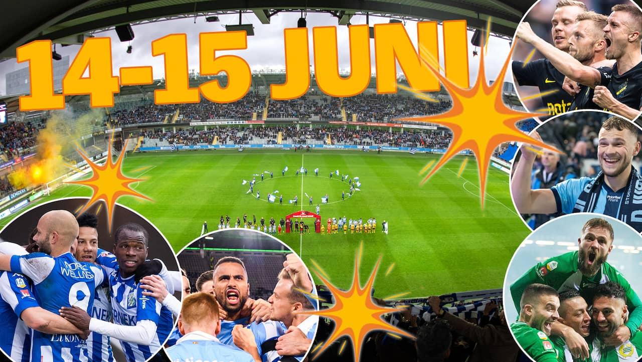 ÄNTLIGEN! Allsvenskan 2020 får starta - FHM ger grönt ljus