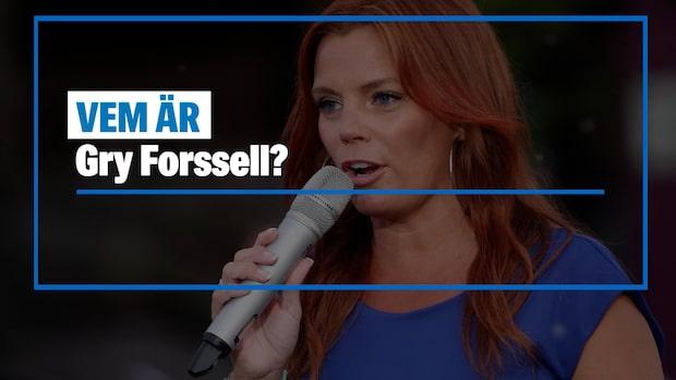 Vem är Gry Forssell?