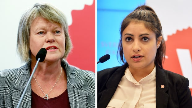 """Partiledarstriden: """"Kommer bli svårt för Vänsterpartiet"""""""