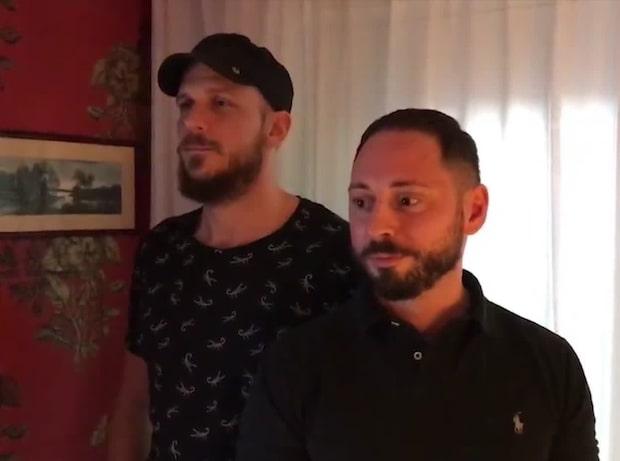 Di Weekend har träffat Gustaf Skarsgård och Matias Varela