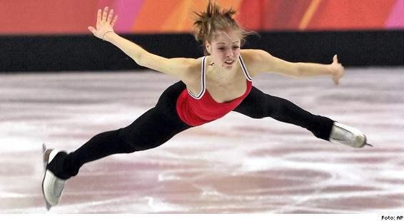 I dag drar damernas konståkning igång i OS - som vanligt sist ut.