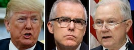 Sessions sparkar  vice FBI-chefen