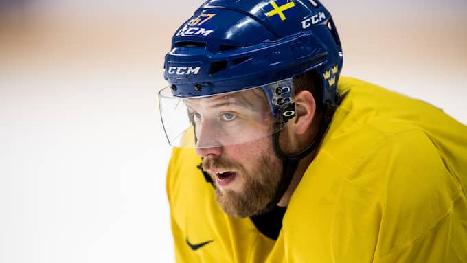 Linus Omark. Foto: PETTER ARVIDSON / BILDBYRÅN