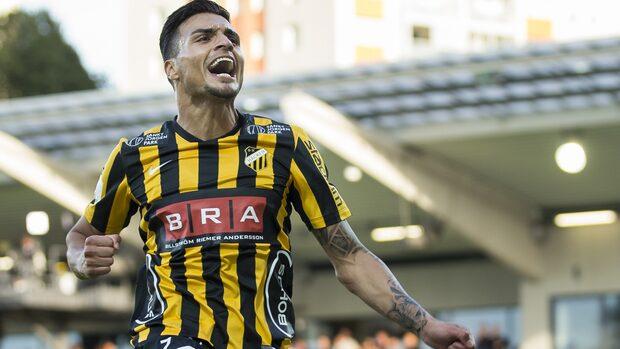 Yasin sänkte Sundsvall med två mål