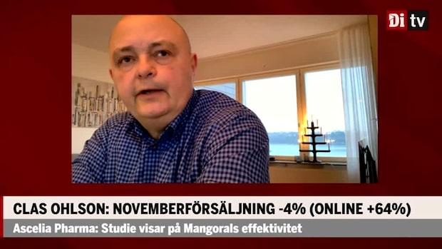 Georg Norberg om Clas Ohlsons rapport: De är Jätteduktiga!