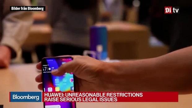 Världens Affärer: Trots Trumps besked – Huawei vill USA-lansera
