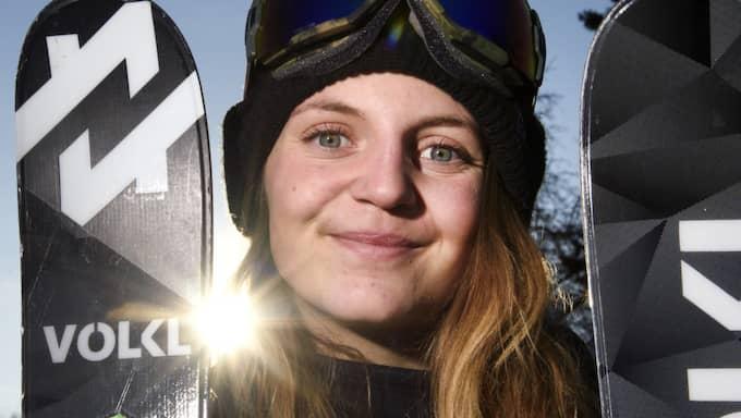 Emma Dahlström Foto: Carl Sandin / BILDBYRÅN