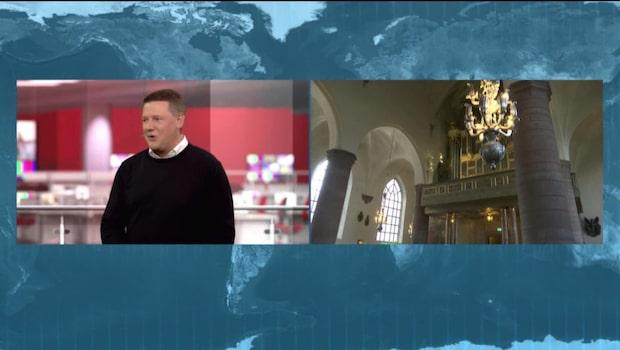 """Tobias Baudin: """"Framför allt vill vi ha en öppen kyrka"""""""