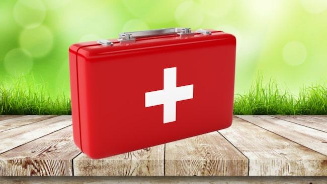 När kollade du senast att du har allt du behöver i din medicinlåda?