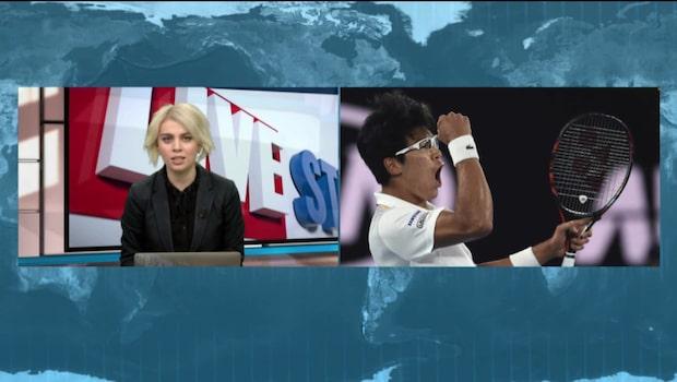 Sydkoreansk talang skrällde mot Djokovic