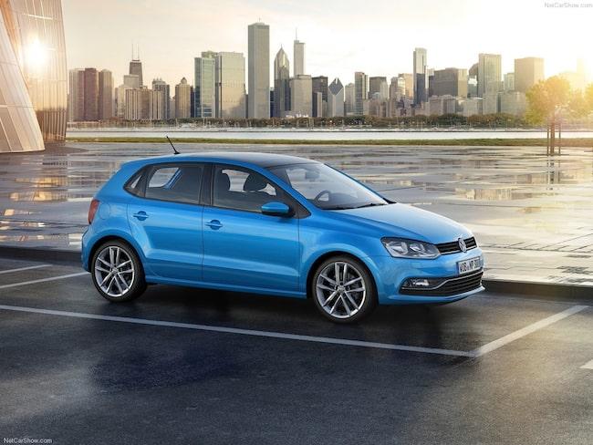 Av de mest annonserade bilarna på Blocket är det Volkswagen Polo som håller värdet bäst.