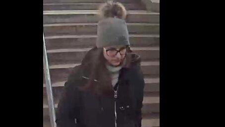 Adrianna, 24, är försvunnen – söks av polis