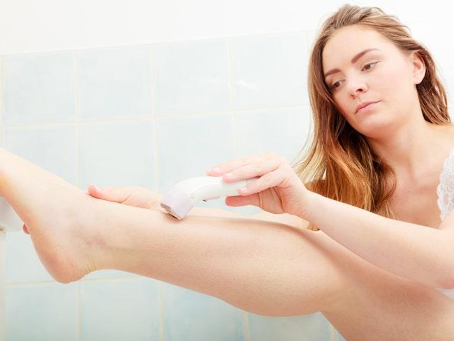 Det finns många olika metoder för att ta bort hår på kroppen hemma. Men vilken passar bäst för dig?