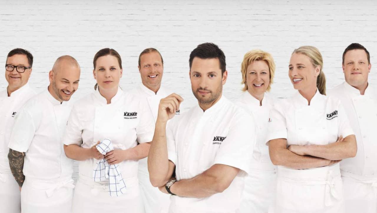 Svenska vita rockar i kanal 5