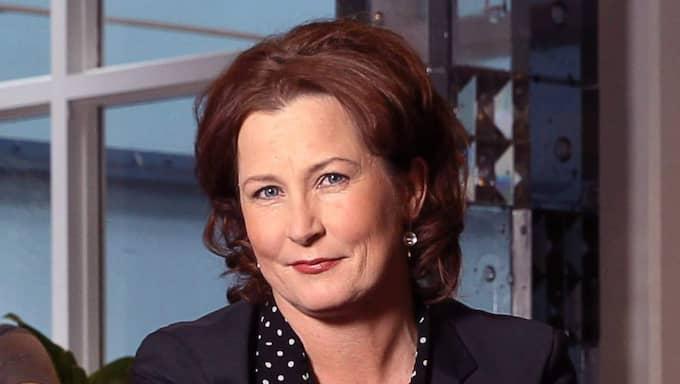 Anna Hedenmo. Foto: Cornelia Nordström