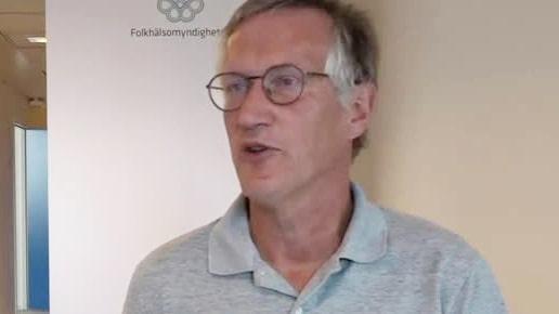 Tegnell: Vi ska va nöjda med vad vi har gjort i Sverige