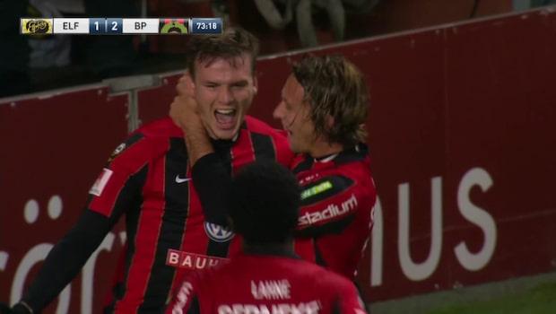 """Vilda glädjen vid 2-1: """"Säsongens viktigaste mål"""""""